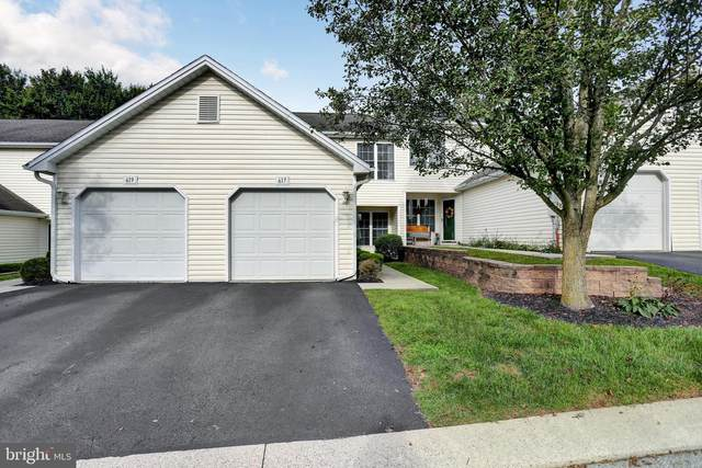 617 Bluebill Drive 20D, ETTERS, PA 17319 (#PAYK2006366) :: TeamPete Realty Services, Inc