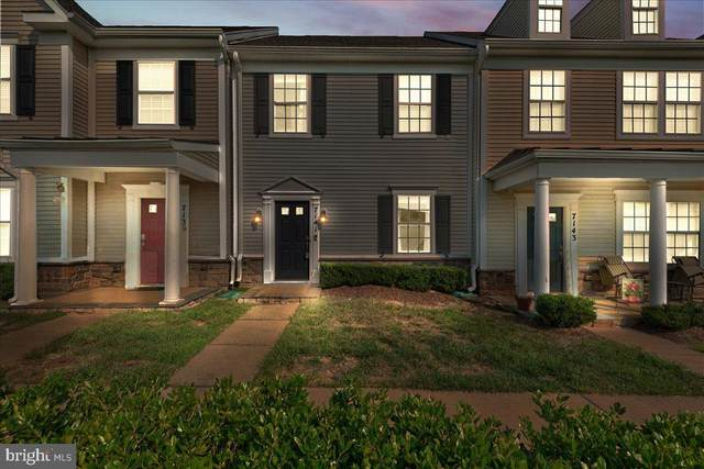 7141 Residents Square Mews, RUTHER GLEN, VA 22546 (#VACV2000526) :: Ultimate Selling Team