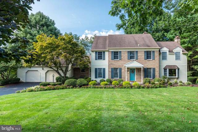 1031 Radley Drive, WEST CHESTER, PA 19382 (#PACT2007618) :: The Matt Lenza Real Estate Team