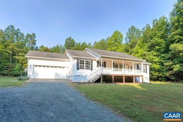 272 Ridge Ln, SCOTTSVILLE, VA 24590 (#622158) :: Lee Tessier Team