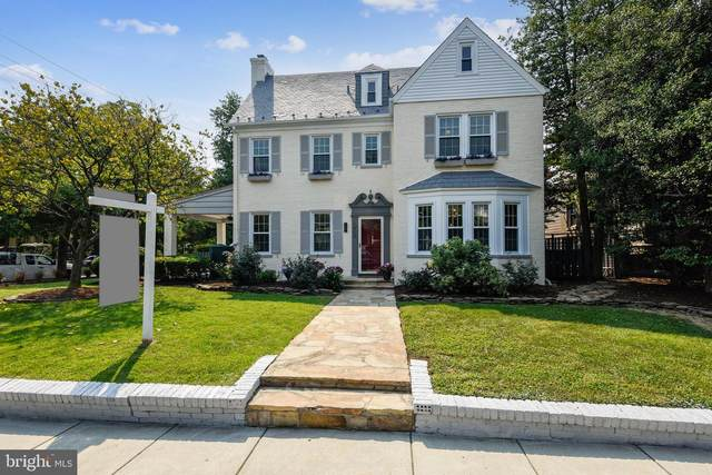1400 Montague Street NW, WASHINGTON, DC 20011 (#DCDC2013770) :: The Maryland Group of Long & Foster Real Estate