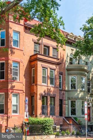 1109 P Street NW, WASHINGTON, DC 20005 (#DCDC2013776) :: Crossman & Co. Real Estate