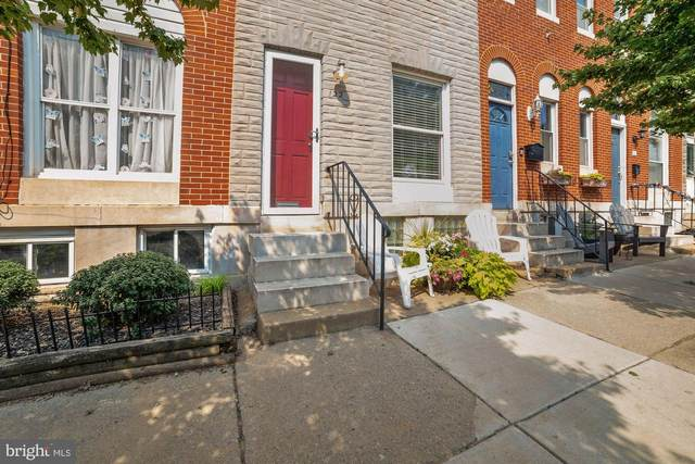 122 W Fort Avenue, BALTIMORE, MD 21230 (#MDBA2012760) :: The Piano Home Group