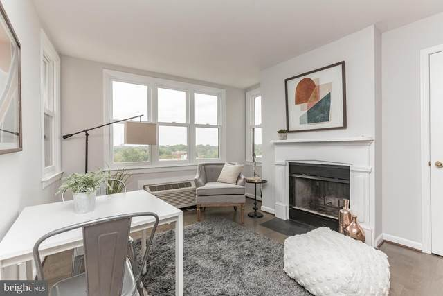 3217 Wisconsin Avenue NW 7A, WASHINGTON, DC 20016 (#DCDC2013788) :: Ultimate Selling Team