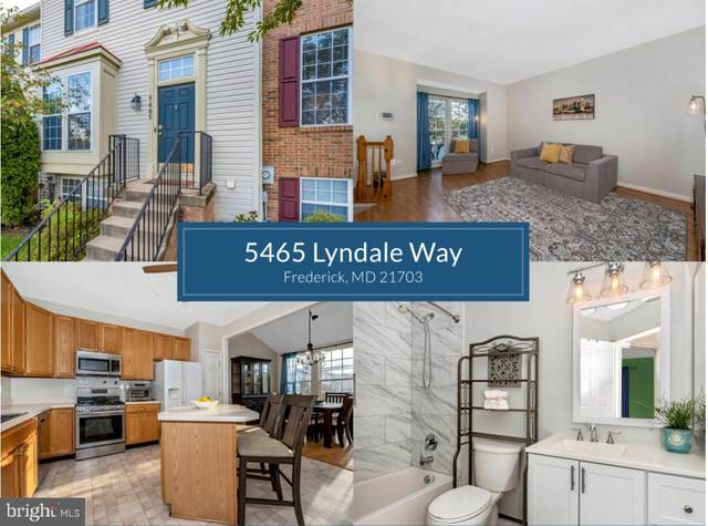 5465 Lyndale Way, FREDERICK, MD 21703 (#MDFR2006016) :: Key Home Team
