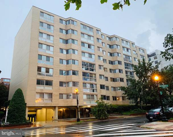 922 24TH Street NW #615, WASHINGTON, DC 20037 (#DCDC2013794) :: Crews Real Estate