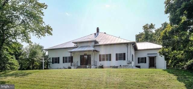 350 Bentonville Road, BENTONVILLE, VA 22610 (#VAWR2000922) :: Pearson Smith Realty