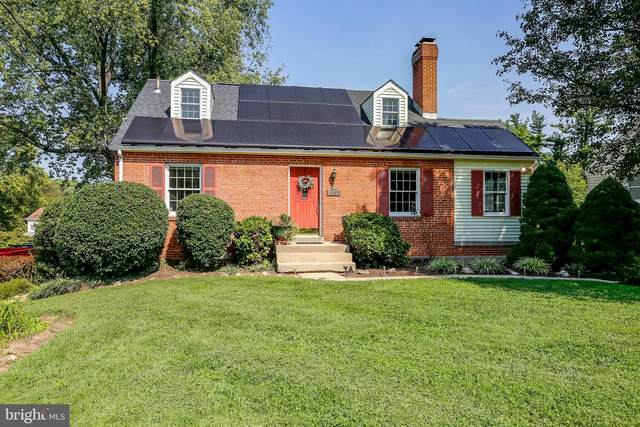 609 Olney Sandy Spring Road, SANDY SPRING, MD 20860 (#MDMC2016358) :: ExecuHome Realty