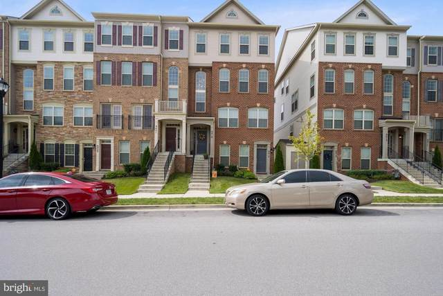 9419 Geaton Park Place, LANHAM, MD 20706 (#MDPG2012248) :: The Mike Coleman Team