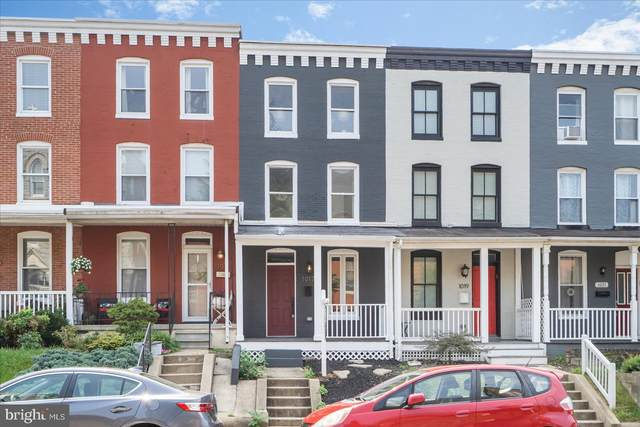 1017 W 37TH Street, BALTIMORE, MD 21211 (#MDBA2012770) :: The Maryland Group of Long & Foster Real Estate