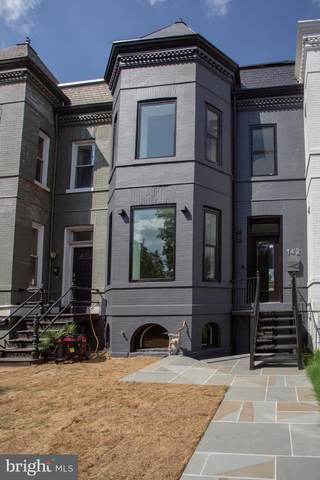 142 R Street NE, WASHINGTON, DC 20002 (#DCDC2013816) :: The Maryland Group of Long & Foster Real Estate