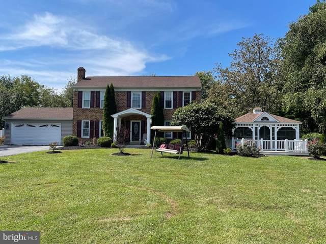 5588 Linton Road, SYKESVILLE, MD 21784 (#MDCR2002522) :: The Gus Anthony Team