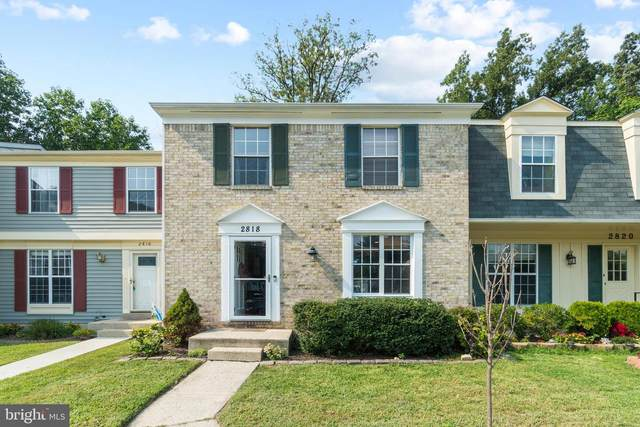 2818 Ashmont Terrace, SILVER SPRING, MD 20906 (#MDMC2016396) :: SURE Sales Group
