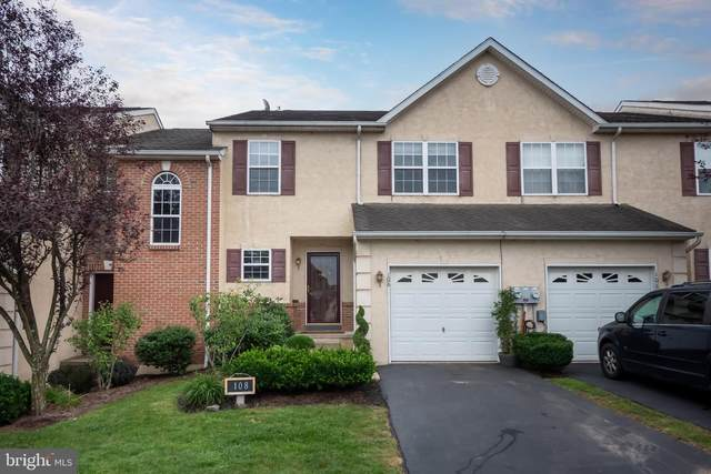 108 Hillcourt Drive, RED HILL, PA 18076 (#PAMC2011574) :: Keller Williams Real Estate