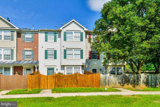 5302 Regal Court, FREDERICK, MD 21703 (#MDFR2006020) :: The Sky Group