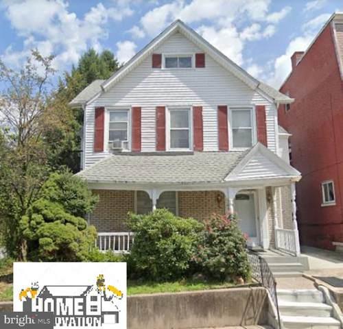 141 N 13TH Street, HARRISBURG, PA 17103 (#PADA2003722) :: The Lutkins Group