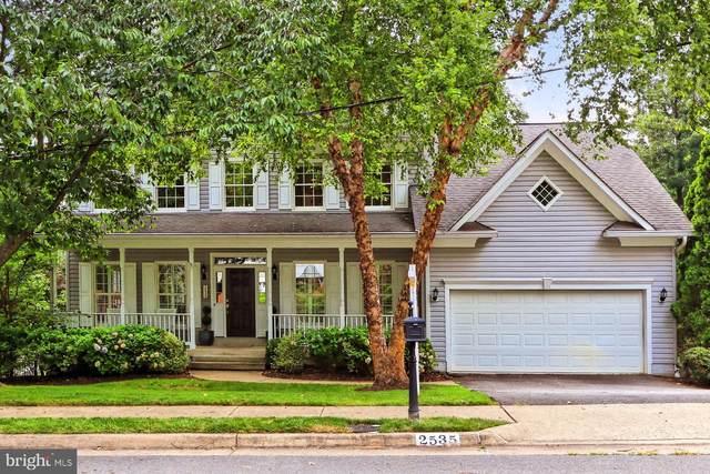 2535 Sandburg Street, DUNN LORING, VA 22027 (#VAFX2022436) :: Crossman & Co. Real Estate