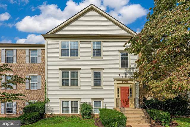 1405 Key Parkway W B303, FREDERICK, MD 21702 (#MDFR2006022) :: Murray & Co. Real Estate