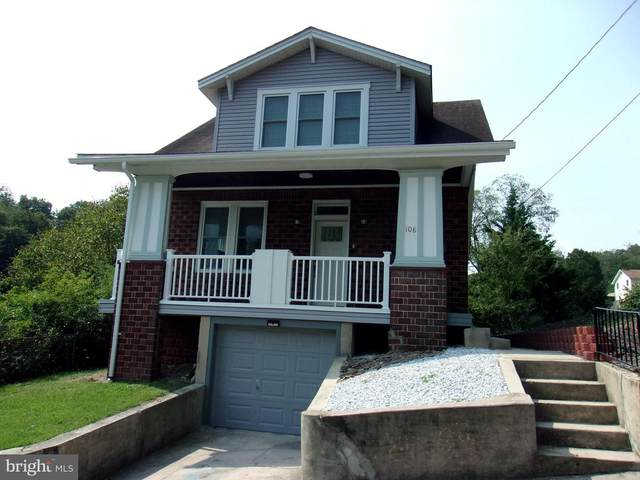 108 Wilmont Avenue, CUMBERLAND, MD 21502 (#MDAL2000932) :: Compass