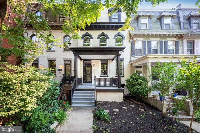 1638 Irving Street NW, WASHINGTON, DC 20010 (#DCDC2013860) :: The Maryland Group of Long & Foster Real Estate