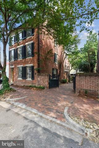 221 Gibbon Street, ALEXANDRIA, VA 22314 (#VAAX2003858) :: VSells & Associates of Compass