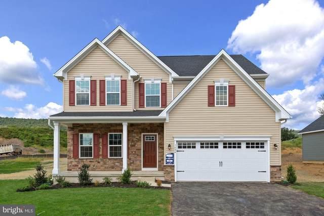 1404 Alexandra Lane, HARRISBURG, PA 17110 (#PADA2003724) :: The Craig Hartranft Team, Berkshire Hathaway Homesale Realty