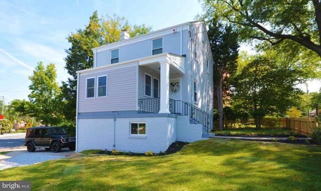 1316 Taylor Street NE, WASHINGTON, DC 20017 (#DCDC2013878) :: VSells & Associates of Compass