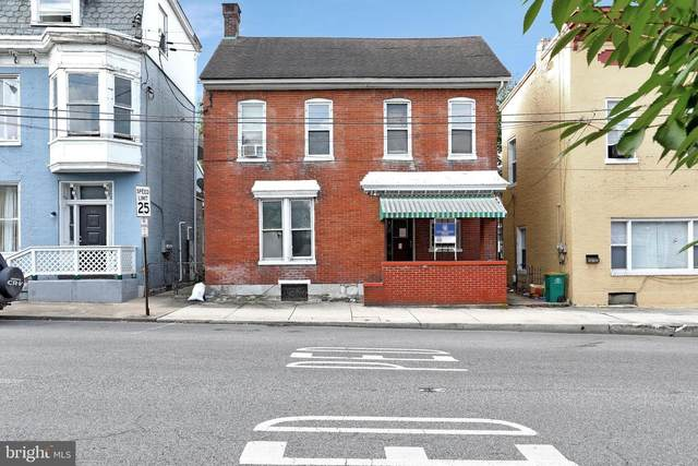 72 West Queen, CHAMBERSBURG, PA 17202 (#PAFL2002198) :: Realty ONE Group Unlimited