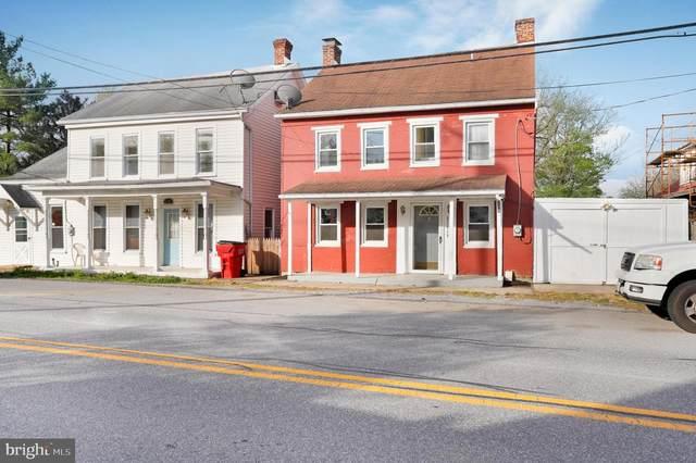 21519 Leitersburg Smithsburg Road, HAGERSTOWN, MD 21742 (#MDWA2002346) :: Dart Homes