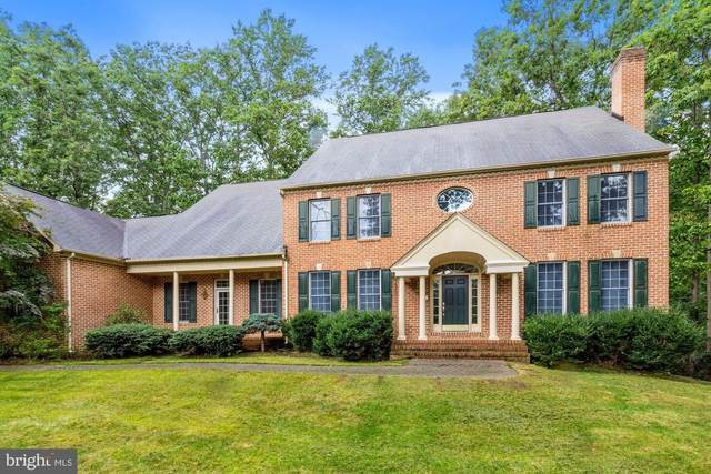 689 Constellation Court, DAVIDSONVILLE, MD 21035 (#MDAA2010208) :: The Riffle Group of Keller Williams Select Realtors