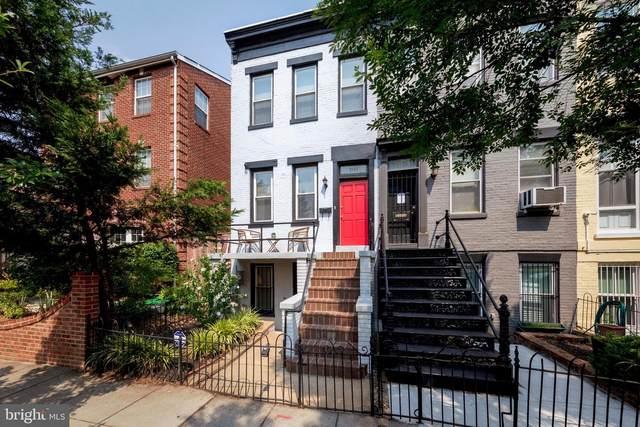 1813 12TH Street NW, WASHINGTON, DC 20009 (#DCDC2013890) :: Crossman & Co. Real Estate
