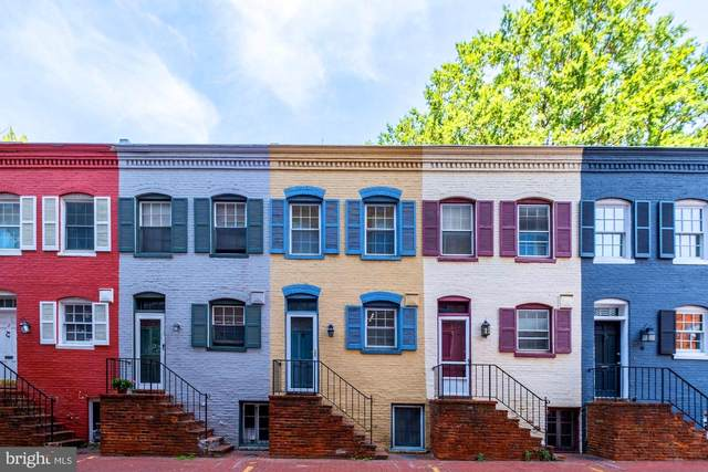 4 Snows Court NW, WASHINGTON, DC 20037 (#DCDC2013906) :: The Dailey Group