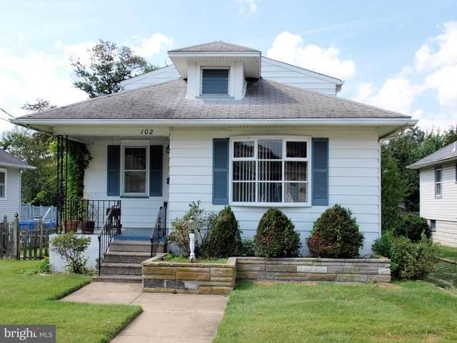 102 Linderman Avenue, CHERRY HILL, NJ 08002 (#NJCD2007608) :: Rowack Real Estate Team