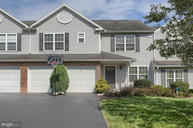 126 Peregrine Lane, HUMMELSTOWN, PA 17036 (#PADA2003732) :: The Joy Daniels Real Estate Group