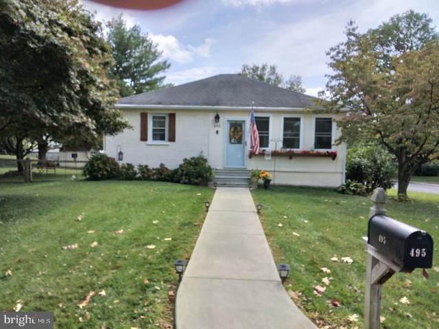495 Dutton Street, ASTON, PA 19014 (#PADE2007658) :: Paula Cashion | Keller Williams Central Delaware