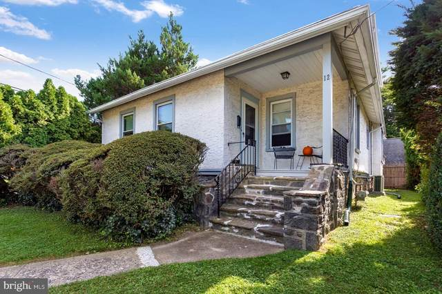 12 Ohio Avenue, RIDLEY PARK, PA 19078 (#PADE2007664) :: Tom Toole Sales Group at RE/MAX Main Line