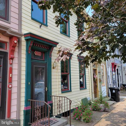 1322 Green Street, HARRISBURG, PA 17102 (#PADA2003738) :: The Heather Neidlinger Team With Berkshire Hathaway HomeServices Homesale Realty