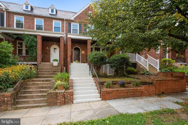 2328 39TH Street NW, WASHINGTON, DC 20007 (#DCDC2013956) :: Ultimate Selling Team