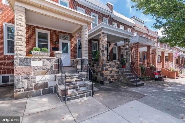 1611 Webster Street, BALTIMORE, MD 21230 (#MDBA2012880) :: EXIT Realty Enterprises