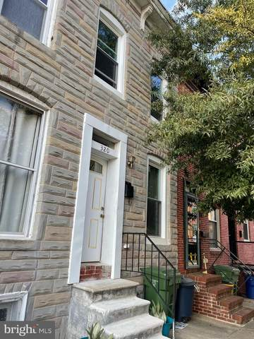 320 W 28TH Street, BALTIMORE, MD 21211 (#MDBA2012882) :: Betsher and Associates Realtors