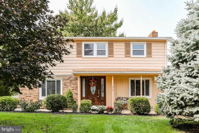 414 Reservoir Road, MECHANICSBURG, PA 17055 (#PACB2003284) :: TeamPete Realty Services, Inc