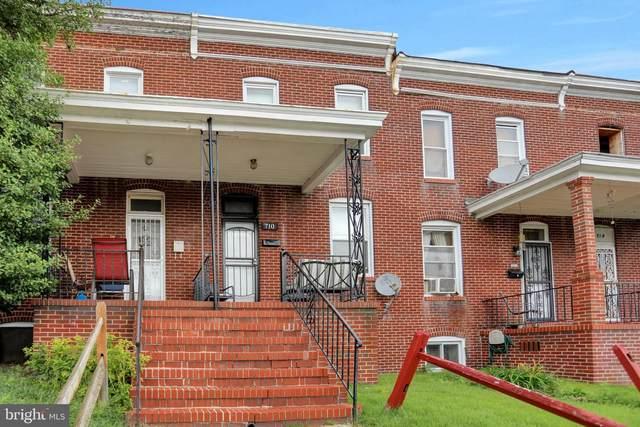 710 Mckewin Avenue, BALTIMORE, MD 21218 (#MDBA2012888) :: Compass