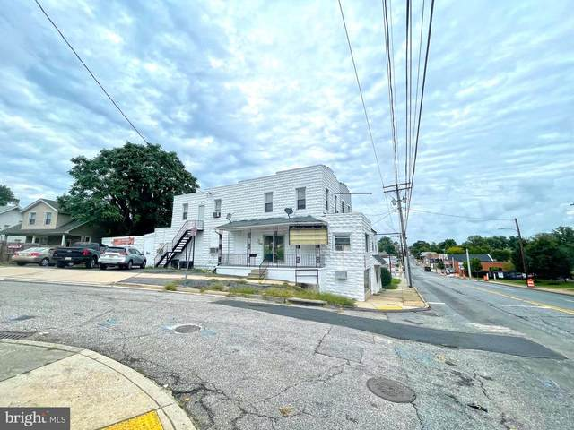 7000 Belair Road, BALTIMORE, MD 21206 (#MDBC2011500) :: ExecuHome Realty