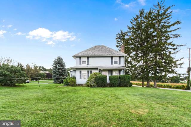 195 Coventry Road, DALLASTOWN, PA 17313 (#PAYK2006438) :: The Heather Neidlinger Team With Berkshire Hathaway HomeServices Homesale Realty