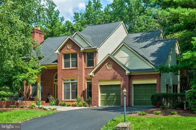 7205 Quisinberry Way, BOWIE, MD 20720 (#MDPG2012336) :: Colgan Real Estate