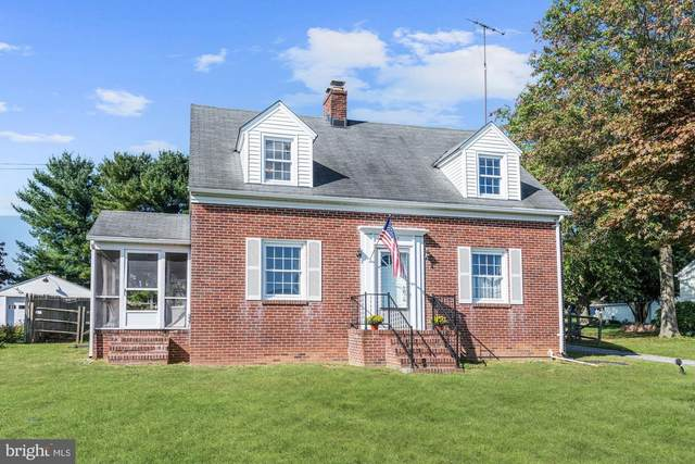1857 Old Westminster Pike, FINKSBURG, MD 21048 (#MDCR2002534) :: ExecuHome Realty
