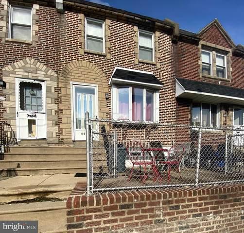 4541 Loring Street, PHILADELPHIA, PA 19136 (#PAPH2030970) :: Paula Cashion | Keller Williams Central Delaware