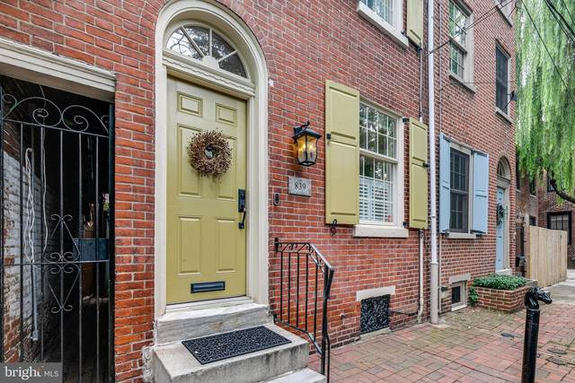 839 S Hancock Street, PHILADELPHIA, PA 19147 (#PAPH2030974) :: Team Martinez Delaware