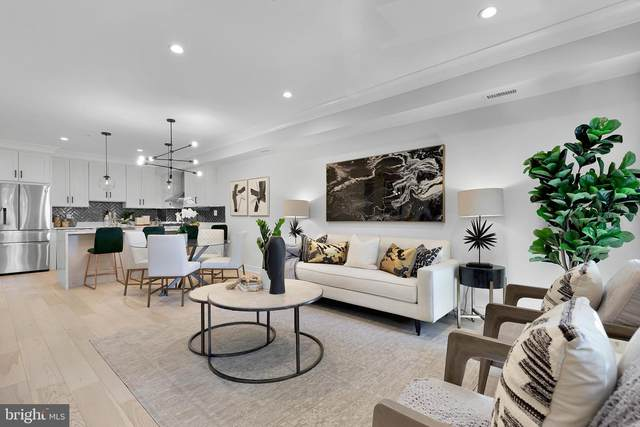 637 Irving Street NW Penthouse, WASHINGTON, DC 20010 (#DCDC2014020) :: The Gold Standard Group