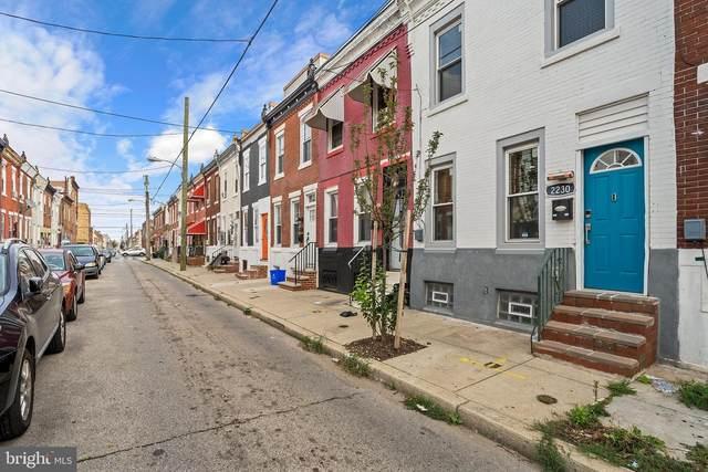 2230 Watkins Street, PHILADELPHIA, PA 19145 (#PAPH2030976) :: The Schiff Home Team